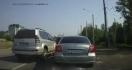 Un conducteur prend sa revanche avec classe