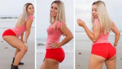 À 22 ans, elle quitte tout pour faire du Twerk et gagne maintenant 100 000 dollars par an