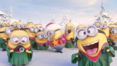 Le plus beau cadeau de Noël : La chanson des Minions