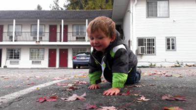 Un bébé de 2 ans se filme en train de danser sur du Dubstep