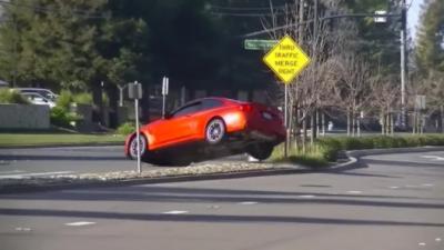 Quand on accélère comme un kéké en BMW M4