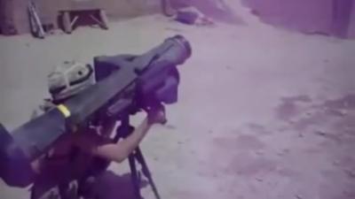 Quand les Marines s'ennuient, ils jouent avec leurs lance-roquettes