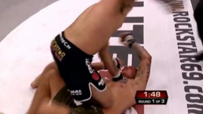 Ces combattants MMA qui taquinent leur adversaire mais qui se font exploser