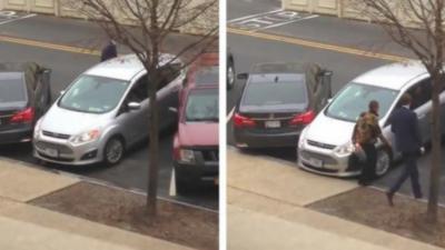 Quand la plus mauvaise conductrice du monde veut se garer