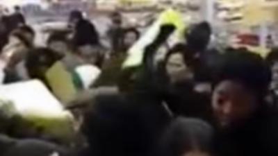 Une promotion sur de l'huile chez LIDL provoque une émeute
