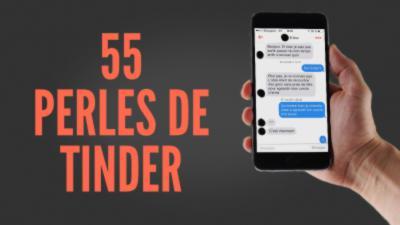 Les 55 plus belles perles et répliques de Tinder