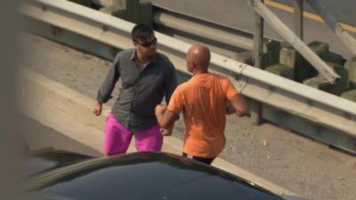 À quoi ressemble un road rage au Canada ?