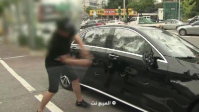 Il devient fou et détruit sa Mercedes S63 AMG à 150 000¤