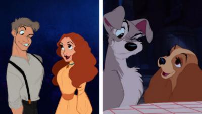 Et si les animaux de Disney étaient des êtres humains