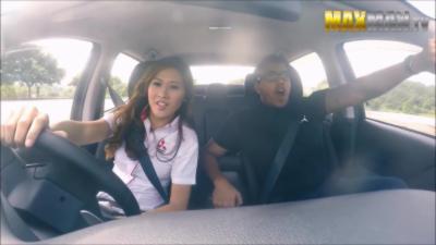 Une fausse vendeuse fait peur à des acheteurs d'une Mitsubishi