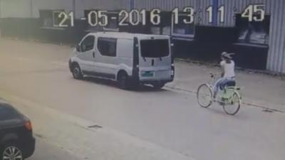 Voilà pourquoi il ne faut pas envoyer de SMS quand on fait du vélo