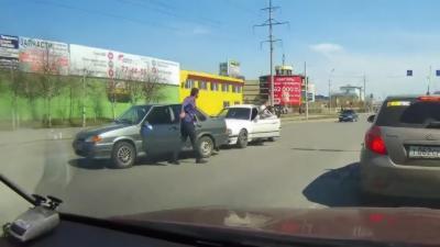 Le seul moyen efficace d'éviter un Road Rage en Russie