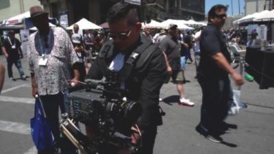 Il n'aurait pas dû tester ce nouveau stabilisateur avec sa caméra à 70 000$