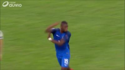 Le bras d'honneur de Paul Pogba censuré à la télévision par TF1 et beIN Sports