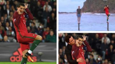 Les meilleurs détournements de Cristiano Ronaldo apeuré