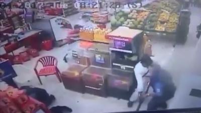 4 hommes braquent des convoyeurs pourtant armés et repartent avec 85 000 euros