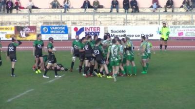 Une bagarre générale éclate en plein match de rugby amateur dans le Var