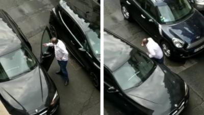 Lors d'un road rage à Paris un automobiliste va regretter d'avoir trop provoqué un autre homme