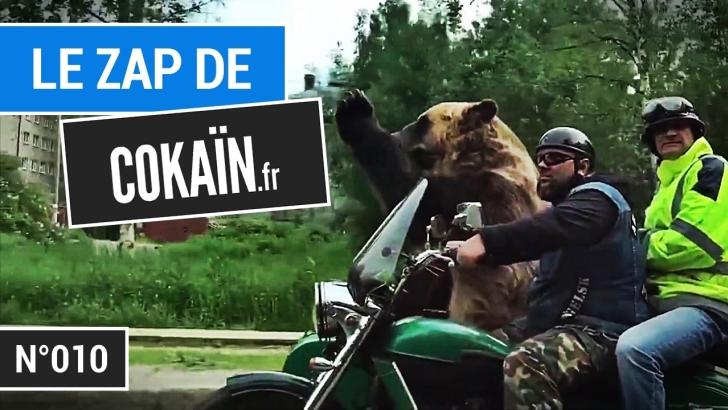 Le Zap de Cokaïn.fr n°010