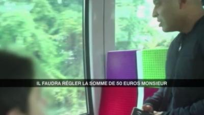 Les nouveaux contrôleurs en civil de la SNCF