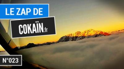 Le Zap de Cokaïn.fr n°023