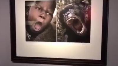 Une expositions compare des Africains à des animaux dans un musée chinois