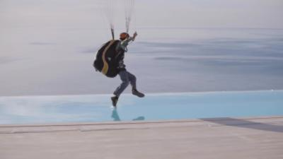 Jean-Baptiste Chandelier nous fait voyager avec sa magnifique vidéo de parapente