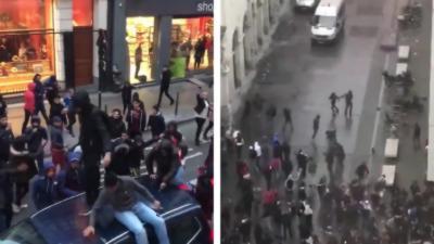 La star des réseaux sociaux Vargasss92 provoque une émeute à Bruxelles
