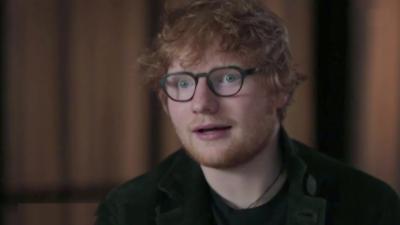 Pour TF1, le fait qu'Ed Sheeran soit roux est un handicap