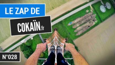 Le Zap de Cokaïn.fr n°028
