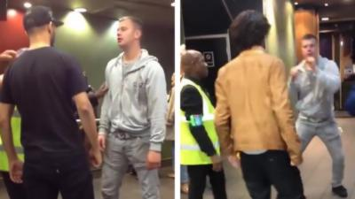 Un jeune homme ivre provoque tout le monde dans un McDonald's et finit KO