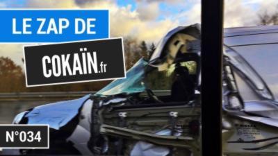 Le Zap de Cokaïn.fr n°034