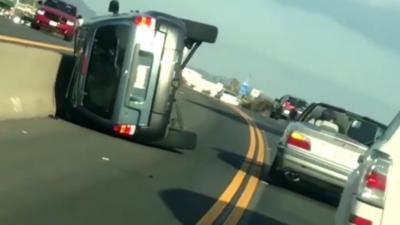 Un road rage qui finit très mal pour l'un des deux automobilistes