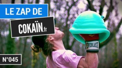 Le Zap de Cokaïn.fr n°045
