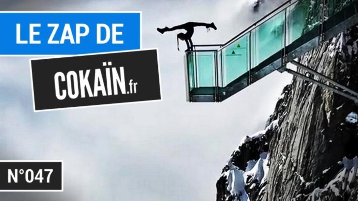 Le Zap de Cokaïn.fr n°047