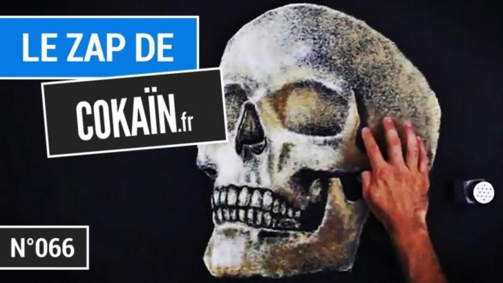Le Zap de Cokaïn.fr n°066