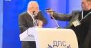 Tentative d'assassinat en direct d'un homme politique bulgare