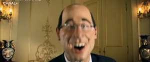 François Hollande - Emploioutai (Guignols de l'info)