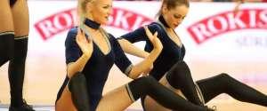 Les Cheerleaders lituaniennes sont magnifiques