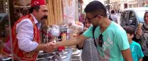 Le meilleur de vendeur de glace en Turquie