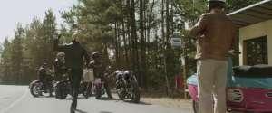 La solidarité chez les motards