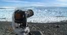 Le plus gros morceau d'iceberg qui se détache filmé