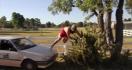 L'idiot du jour se jette dans un cactus