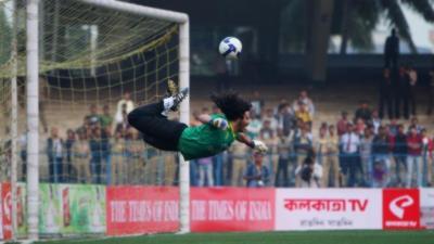 « El Loco » le gardien le plus fou de l'histoire du football