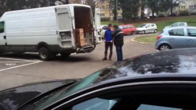 Un client agresse un livreur à cause d'une erreur de livraison