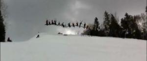 Le Backflip en ski 30 en 1