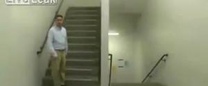 L'escalier à l'infini