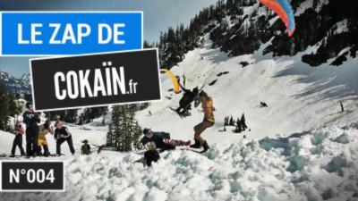 Le Zap de Cokaïn.fr n°004