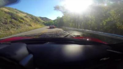 Un jeune homme de 26 ans plante une Ferrari 458 de location en roulant trop fort dans un virage