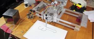 La machine qui dessine des pénis